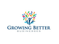 Growing Better Businesses Logo - Entry #57