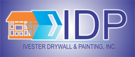 IVESTER DRYWALL & PAINTING, INC. Logo - Entry #102