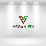 Vegan Fix Logo - Entry #314