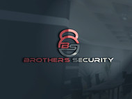 Brothers Security Logo - Entry #88