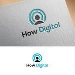 How Digital Logo - Entry #128