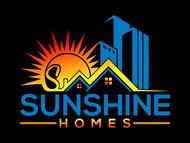 Sunshine Homes Logo - Entry #72