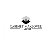 Cabinet Makeovers & More Logo - Entry #25