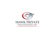 Hawk Private Investigations, Inc. Logo - Entry #98