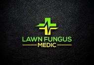 Lawn Fungus Medic Logo - Entry #12