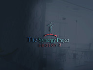 """The Synergy Project"" and place the word ""season three"" underneath in smaller front either as "" season 3"" or ""season three"" Logo - Entry #94"