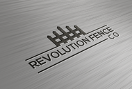 Revolution Fence Co. Logo - Entry #261