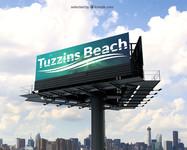 Tuzzins Beach Logo - Entry #178