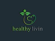 Healthy Livin Logo - Entry #665