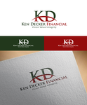 Ken Decker Financial Logo - Entry #180