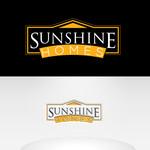 Sunshine Homes Logo - Entry #359