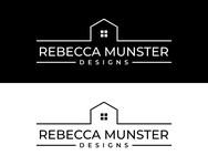 Rebecca Munster Designs (RMD) Logo - Entry #203