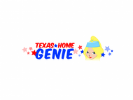 Texas Home Genie Logo - Entry #58