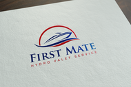 First Mate Logo - Entry #56