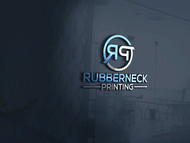 Rubberneck Printing Logo - Entry #40