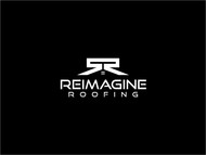 Reimagine Roofing Logo - Entry #374