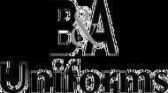 B&A Uniforms Logo - Entry #42