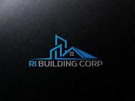 RI Building Corp Logo - Entry #342