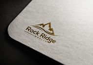 Rock Ridge Wealth Logo - Entry #61