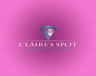Claire's Spot Logo - Entry #77