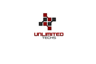 Unlimited Techs Logo - Entry #11