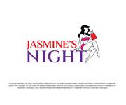 Jasmine's Night Logo - Entry #124