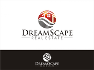 DreamScape Real Estate Logo - Entry #35