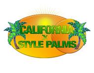 California Style Palms Logo - Entry #27