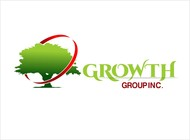 Growth Group Inc. Logo - Entry #15