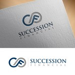 Succession Financial Logo - Entry #351