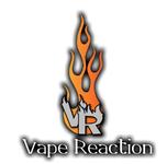Vape Reaction Logo - Entry #25
