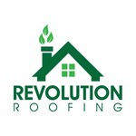 Revolution Roofing Logo - Entry #527