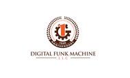 Digital Funk Machine Logo - Entry #34