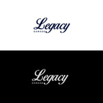 LEGACY GARAGE Logo - Entry #68