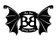 Ba Ba Bling baby Logo - Entry #22
