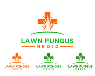 Lawn Fungus Medic Logo - Entry #200
