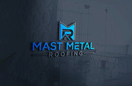 Mast Metal Roofing Logo - Entry #66