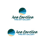 Ana Carolina Fine Art Gallery Logo - Entry #4