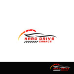 Hard drive garage Logo - Entry #234