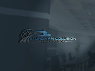 Sturdivan Collision Analyisis.  SCA Logo - Entry #190