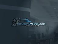 Sturdivan Collision Analyisis.  SCA Logo - Entry #190
