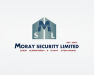 Moray security limited Logo - Entry #361