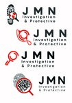 JMN Investigations & Protective Services Logo - Entry #77