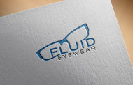 FLUID EYEWEAR Logo - Entry #27