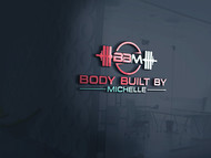 Body Built by Michelle Logo - Entry #39