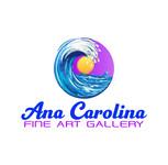 Ana Carolina Fine Art Gallery Logo - Entry #18
