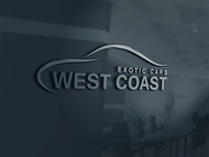 West Coast Exotic Cars Logo - Entry #39