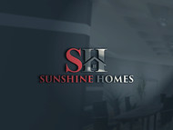 Sunshine Homes Logo - Entry #286