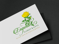 Engwall Florist & Gifts Logo - Entry #35