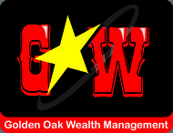 Golden Oak Wealth Management Logo - Entry #66